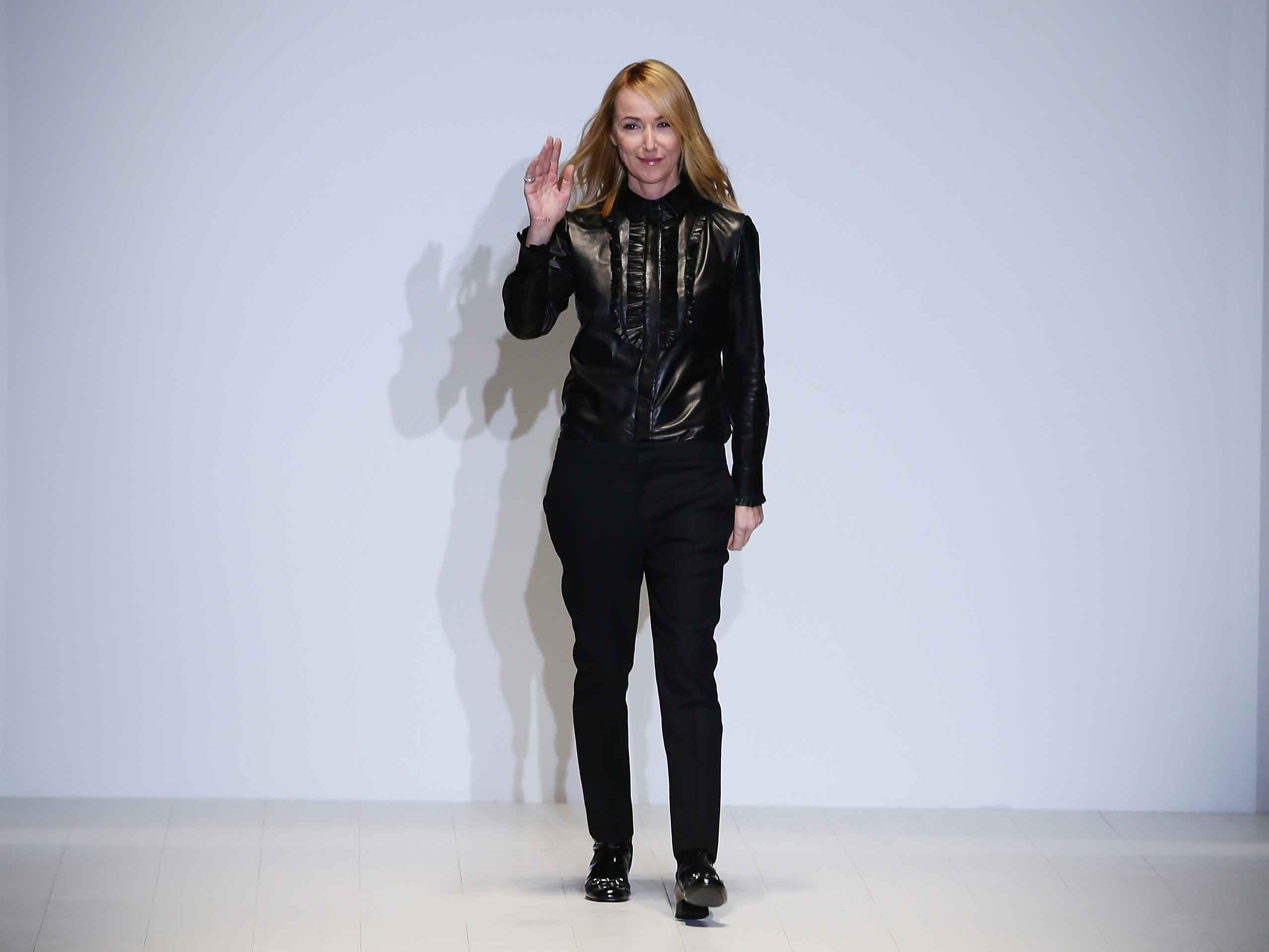 61f73e853d00f9 Frida Giannini makes early exit from Gucci
