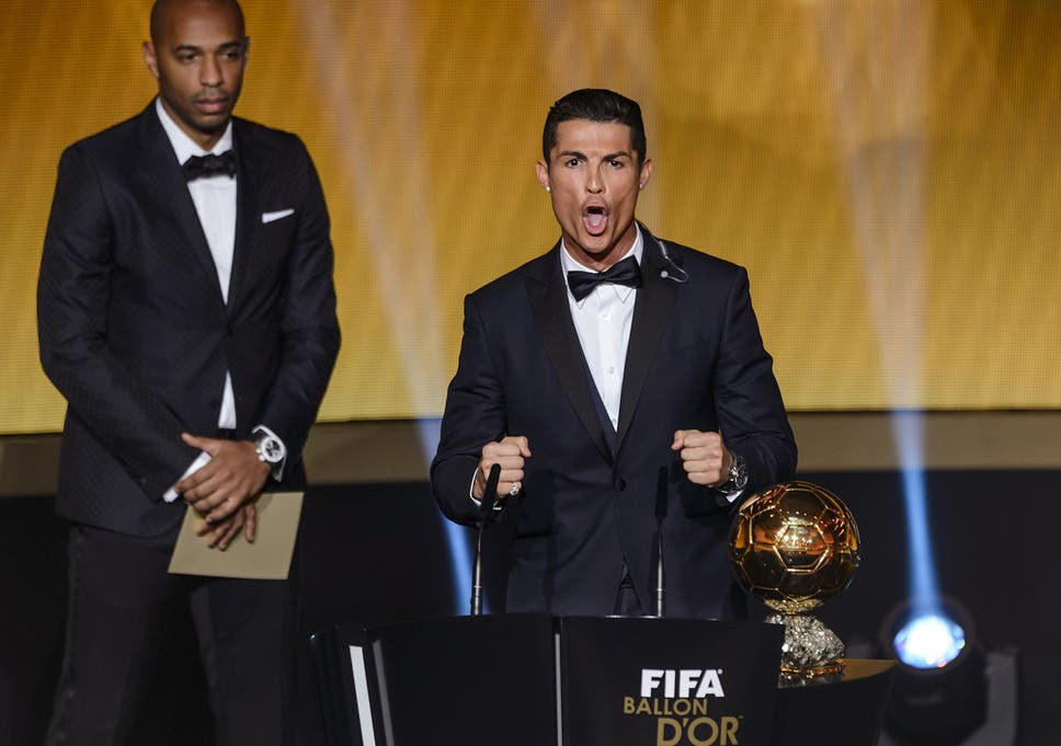 Ballon d'Or: Tactical voting revealed as Cristiano Ronaldo and
