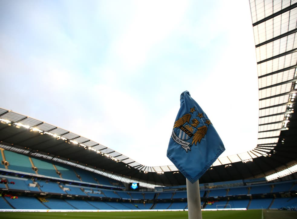 Man City's most recent financial figures amounted to a combined loss of £23m last month (Getty)