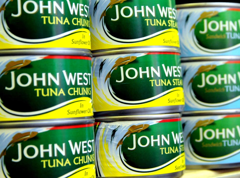 Waitrose has also recently promised that unless John West meets the supermarket's sustainability criteria its products will be removed