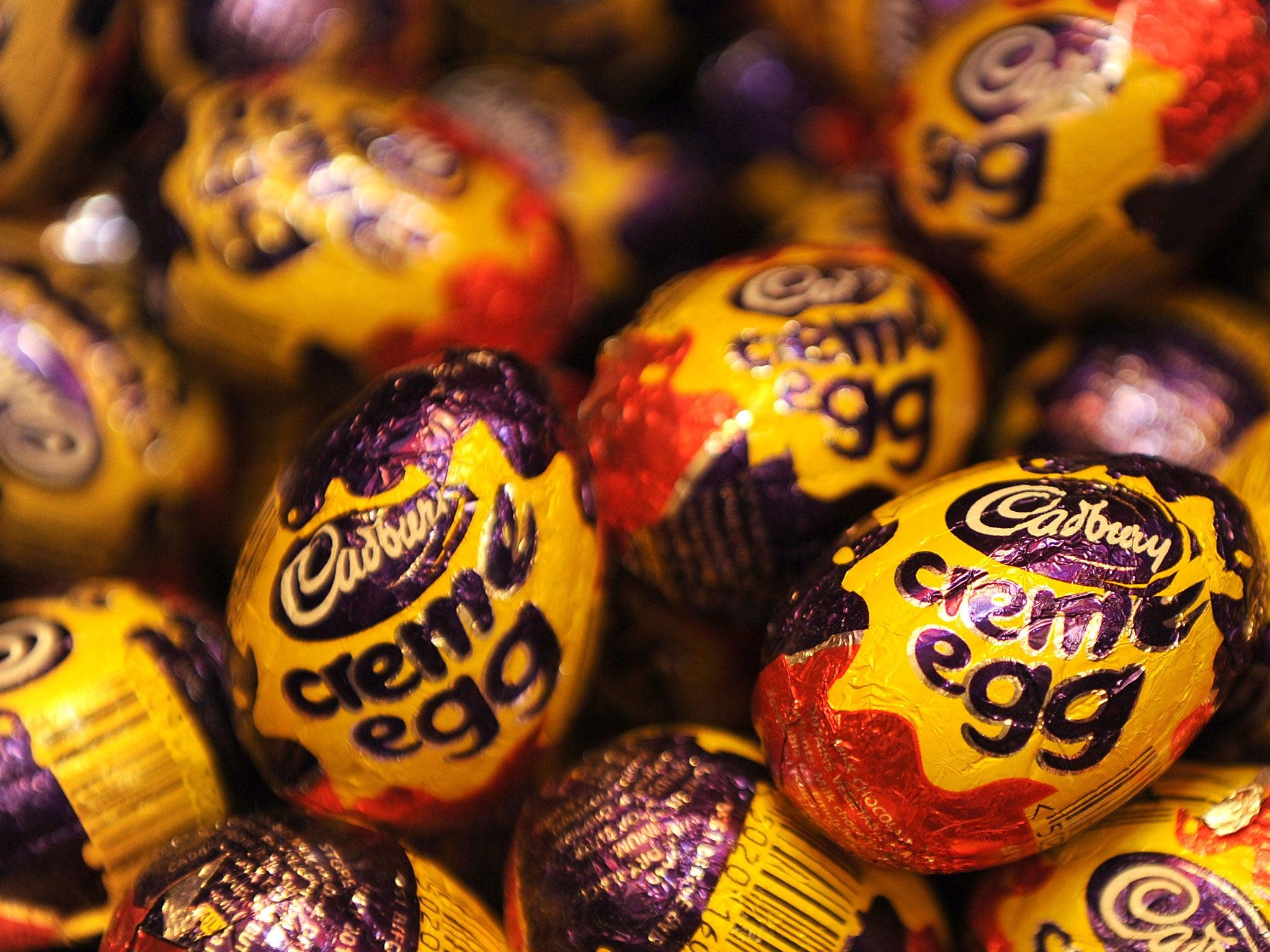 cadburys creme egg announcement - HD2048×1536