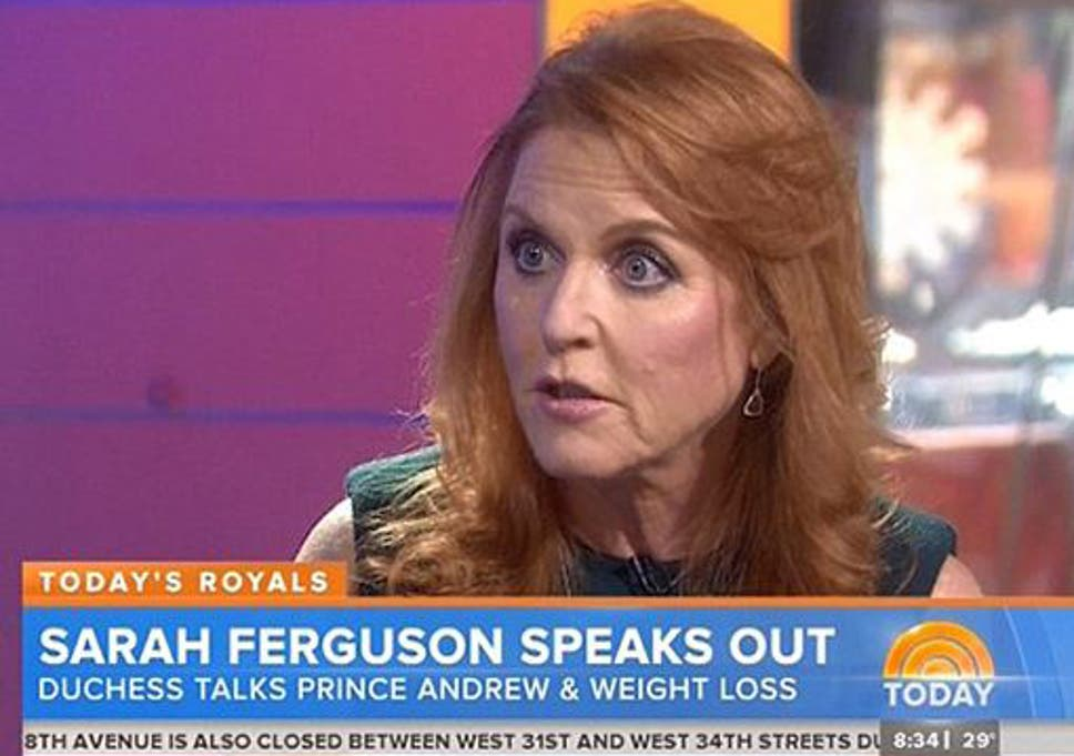 Sarah Ferguson Prince Andrew Is A Humongously Good Man The