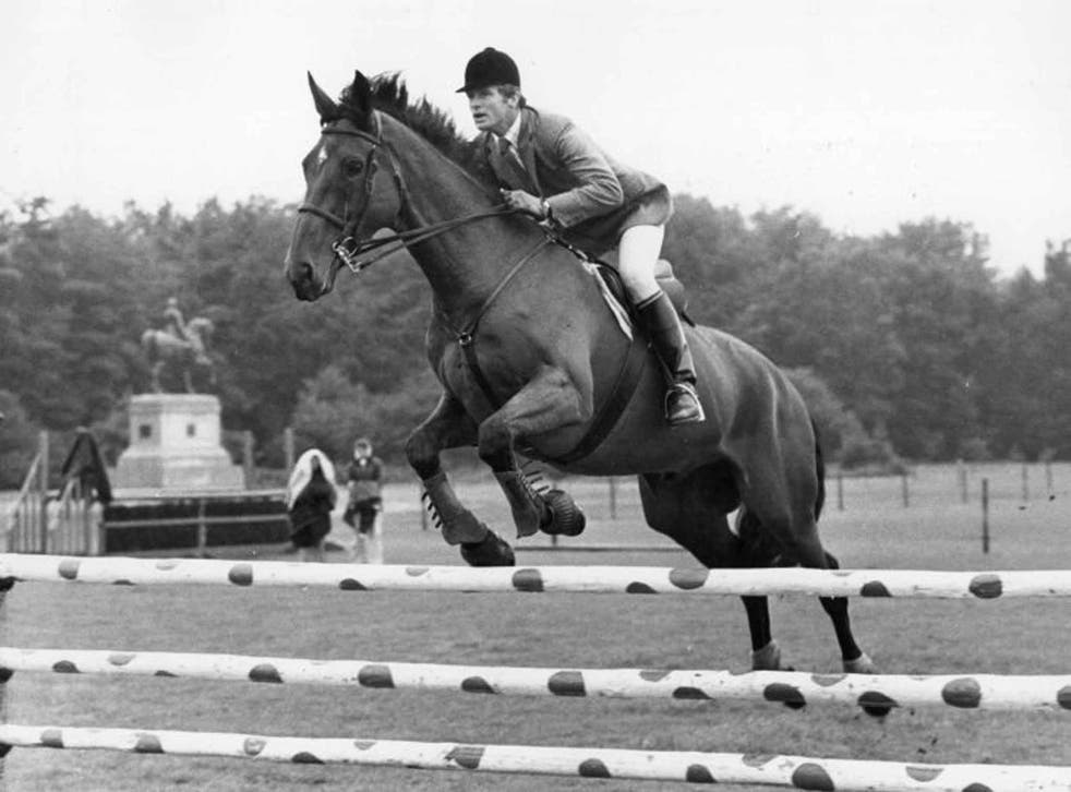 Meade in 1974: 'His results far exceeded the innate ability of many of the horses he rode'