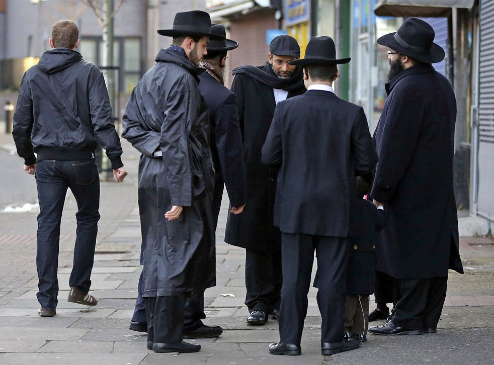 Golders Green, where Jewish neighbourhood watch patrols were stepped up this week