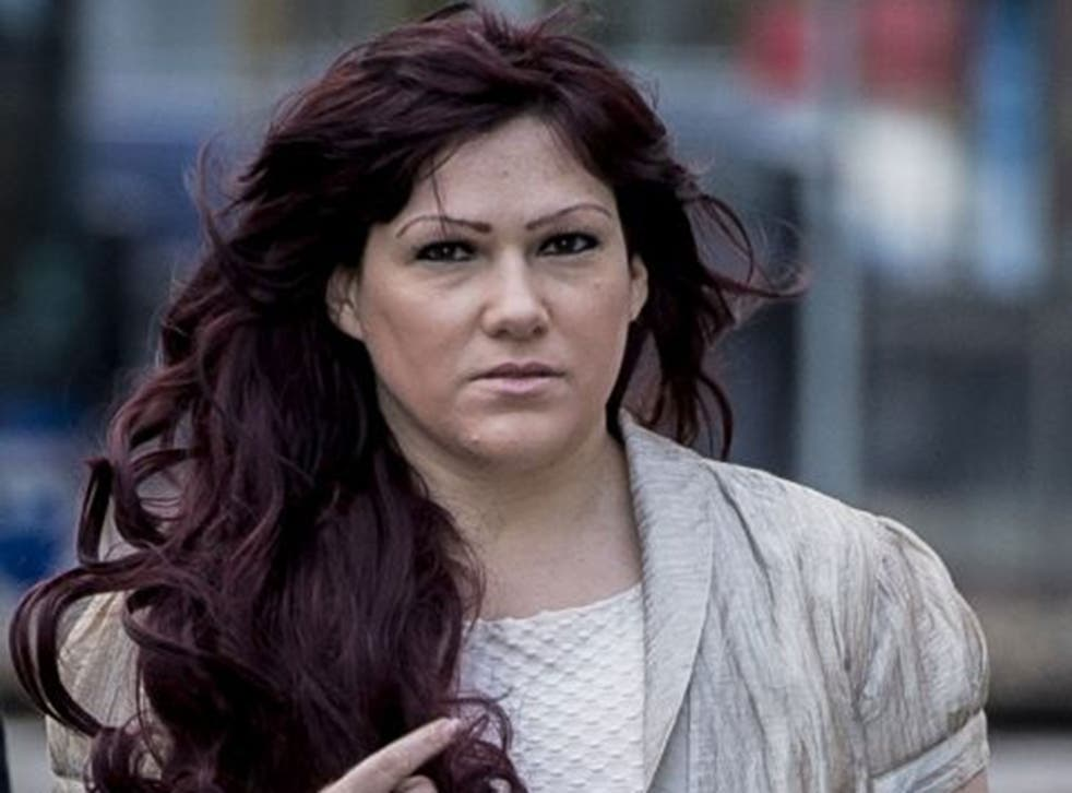 Joanne Mjadzelics, 39, the former girlfriend of paedophile rocker Ian Watkins, has been cleared of indecent images charges at Cardiff Crown Court.