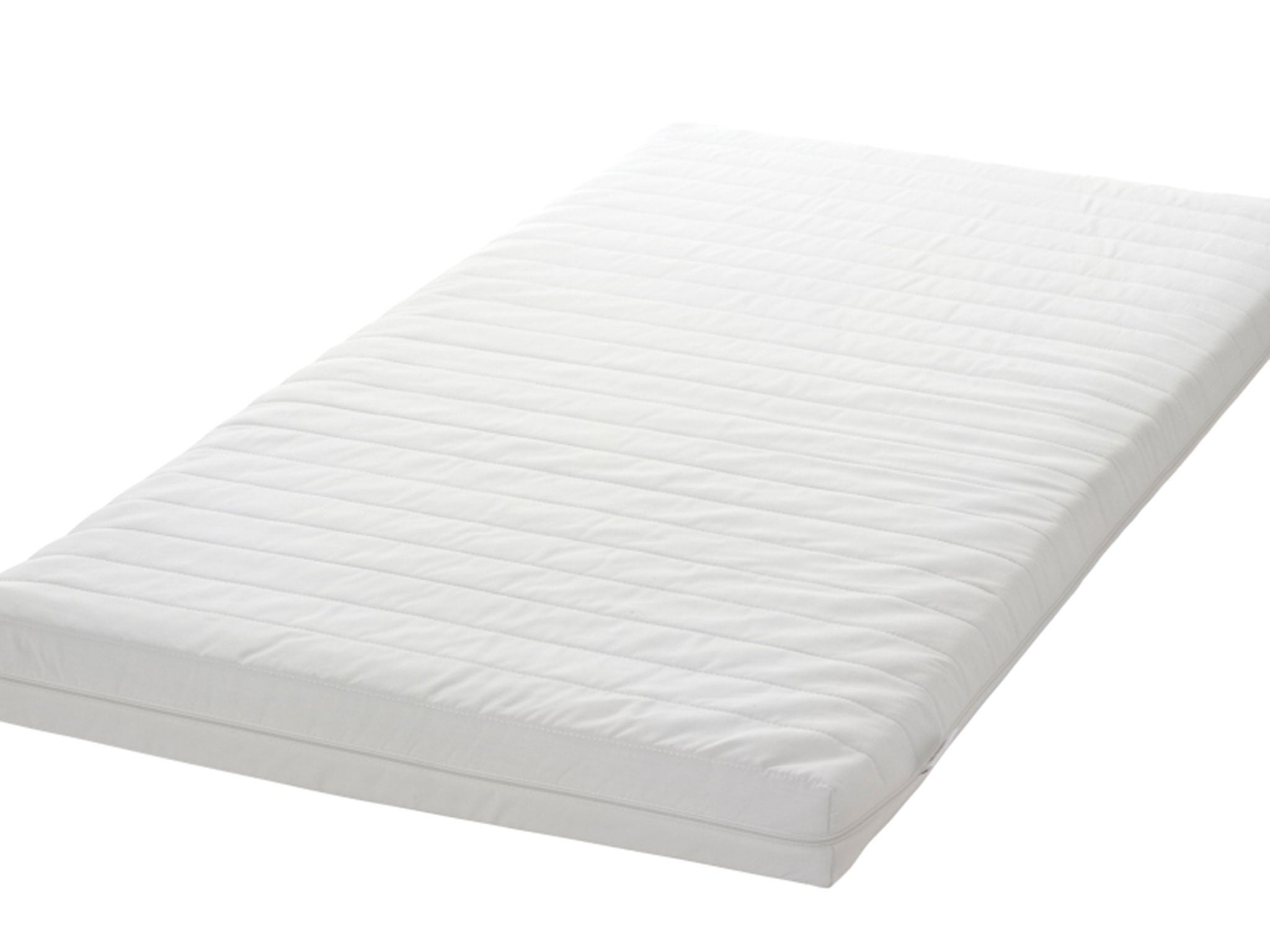 Baby bed ikea uk - Ikea Recalls 169 000 Mattresses Because Babies Risk Being Trapped The Independent