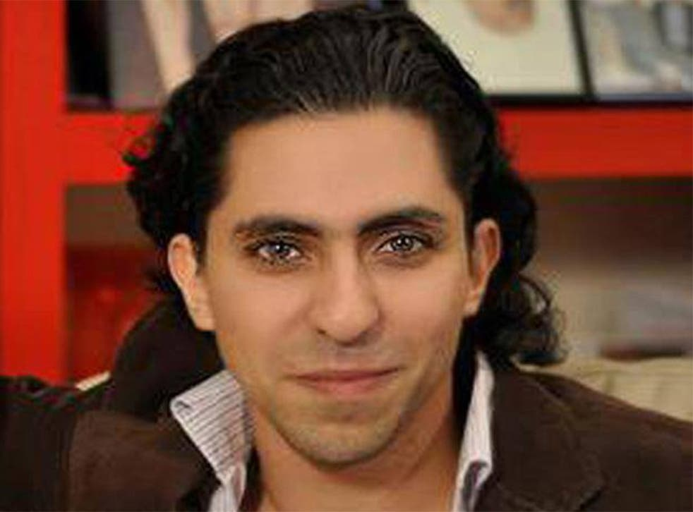 Raif Badawi has been sentenced to 1,000 lashes for 'insulting Islam' on his liberal website