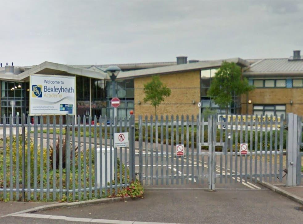 Stuart Kerner was a vice principal at Bexleyheath Academy in Bexleyheath, Kent