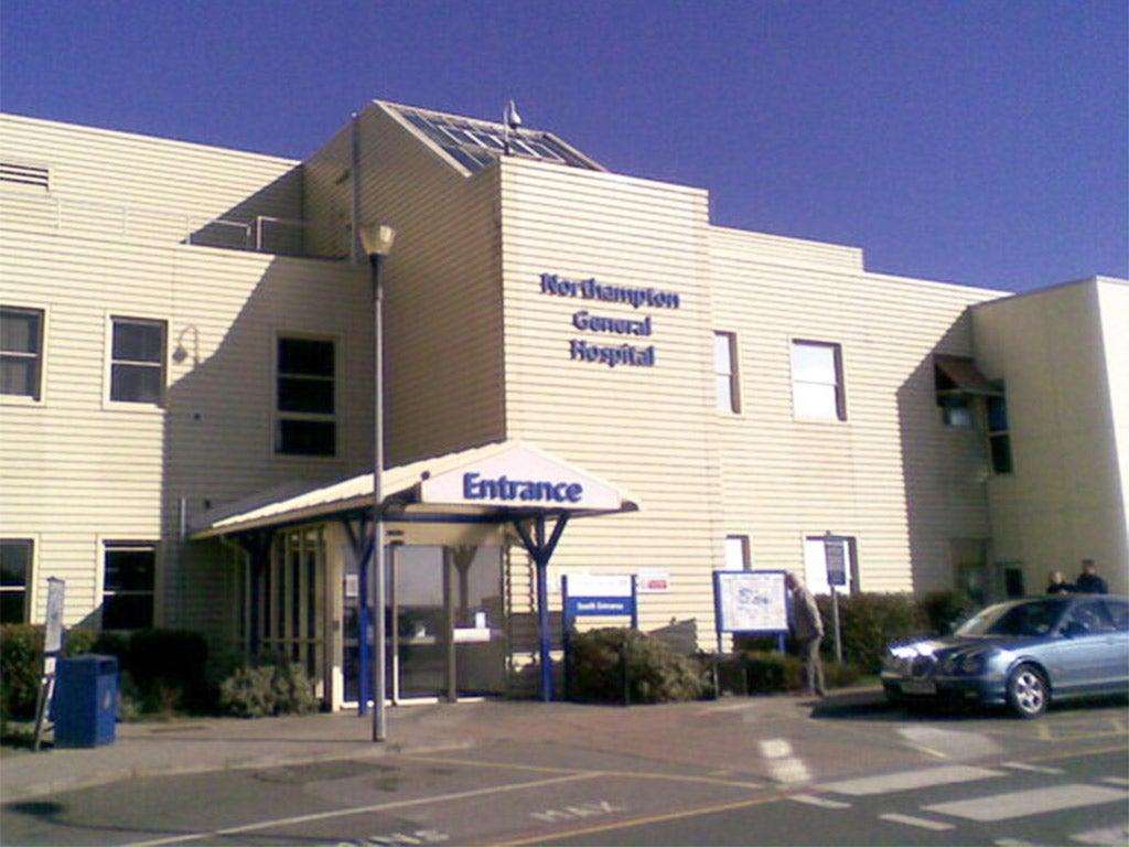 case of hammond general hospital .