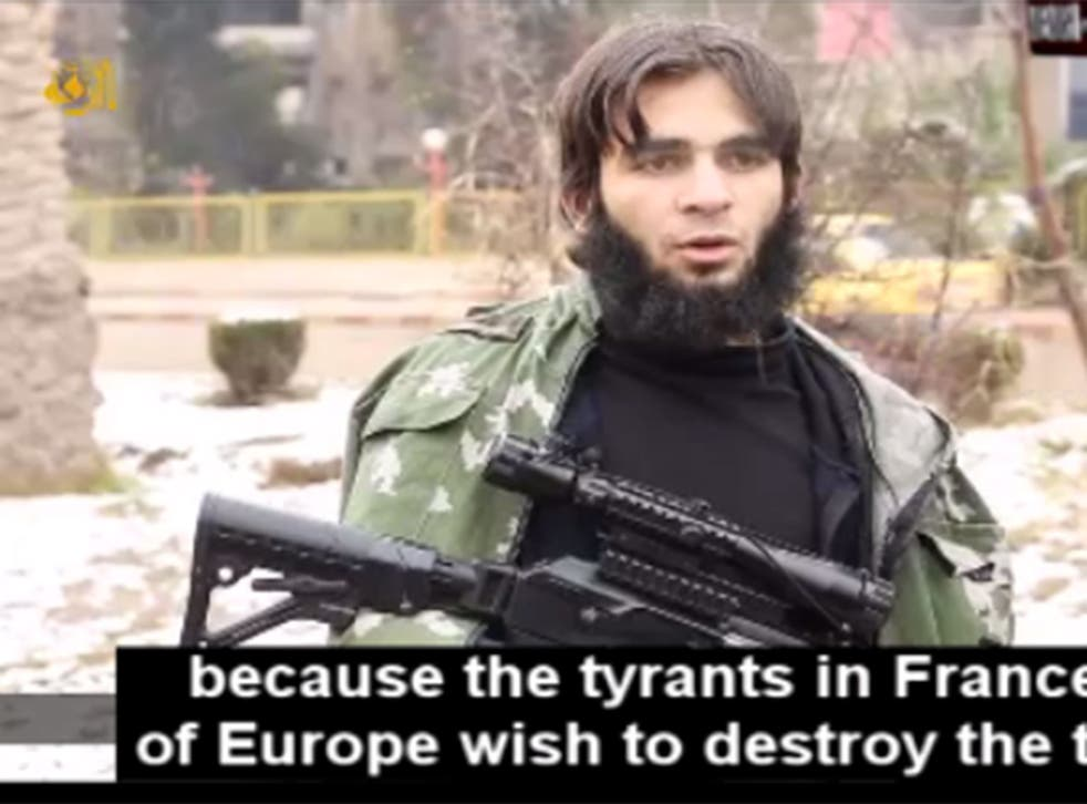 A new Isis video praises the Paris shootings and warns of more attacks to come across Europe