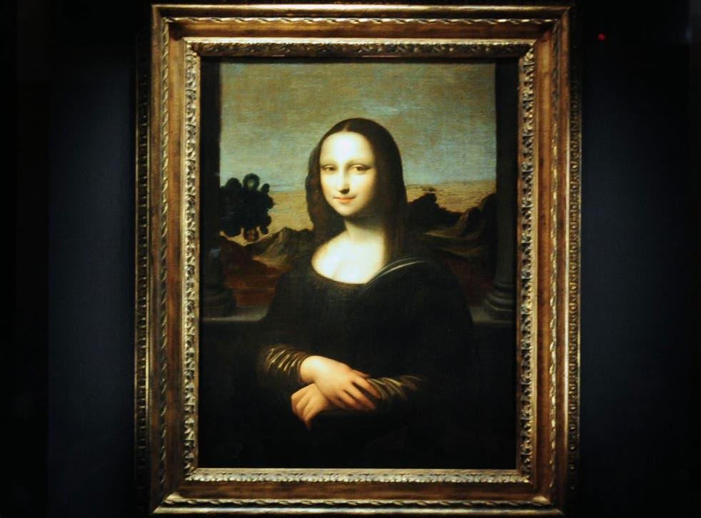 Leonardo da Vinci's 'Earlier Mona Lisa' goes on exhibition in Singapore