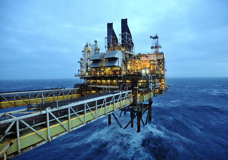 North sea oil fields set to make a loss on every barrel