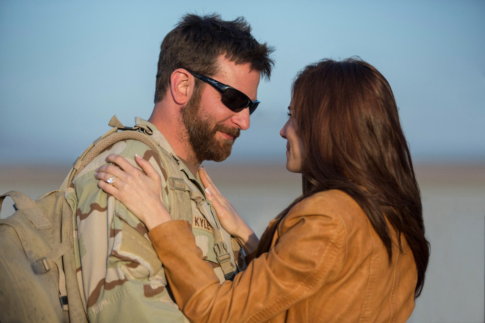 American Sniper original ending showing death of Chris Kyle cut at request of his widow