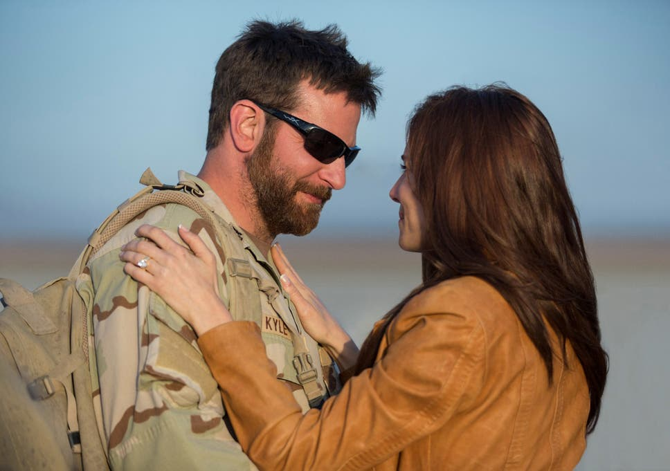 American Sniper original ending showing death of Chris Kyle cut at