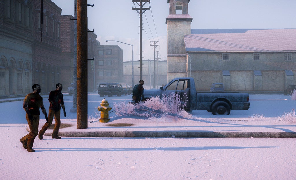 H1Z1: Zombie survival MMO available on Steam, but there's a list of
