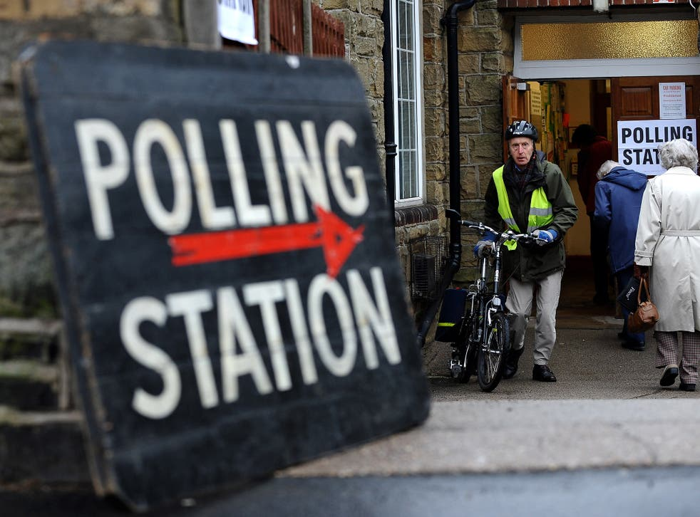 For the first time ever it's conceivable that the joint vote share of the two main parties at the upcoming election might be under 60 per cent (Getty)