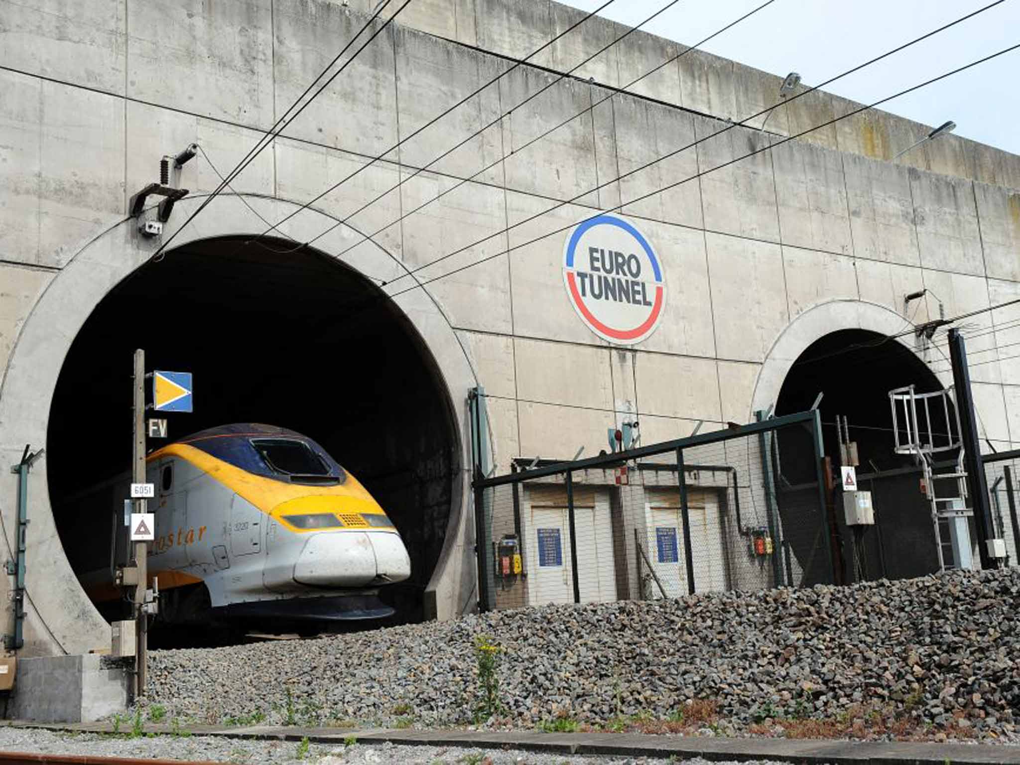 channel tunnel He is believed to be the 12th person killed in or around the channel tunnel entrance in calais since the refugee crisis erupted earlier this year.