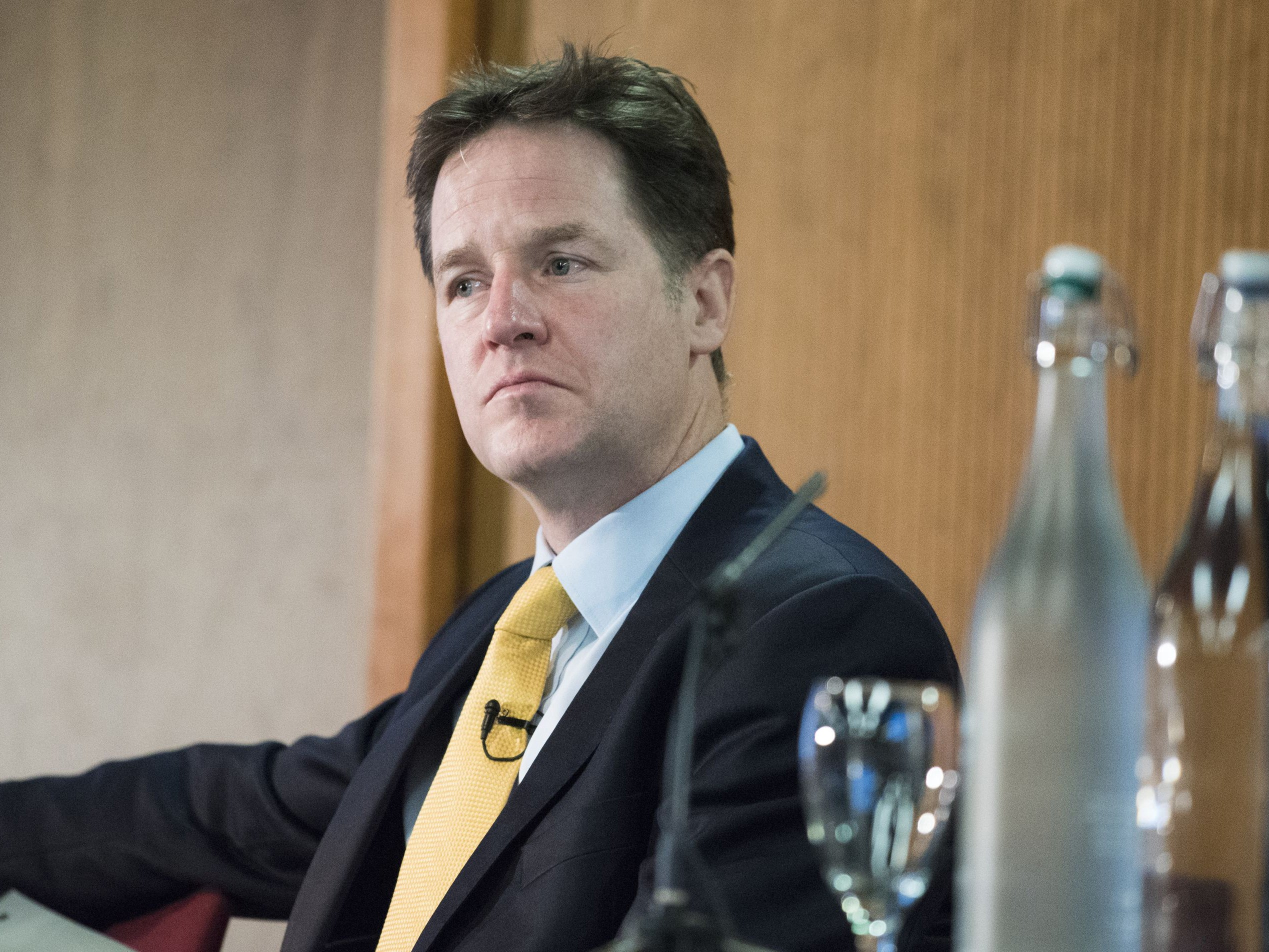 Nick Clegg answers your mental health questions
