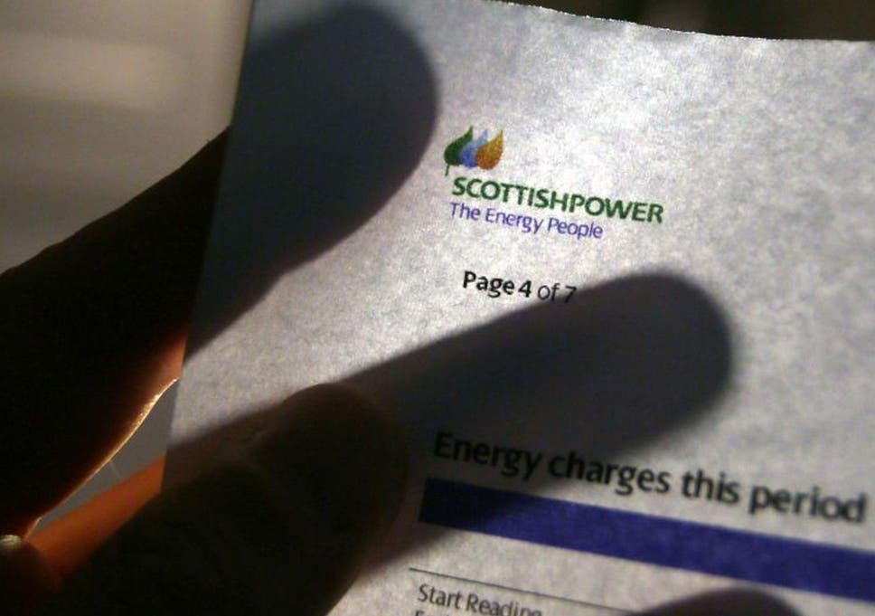 Scottish Power fined £18m for poor customer service that
