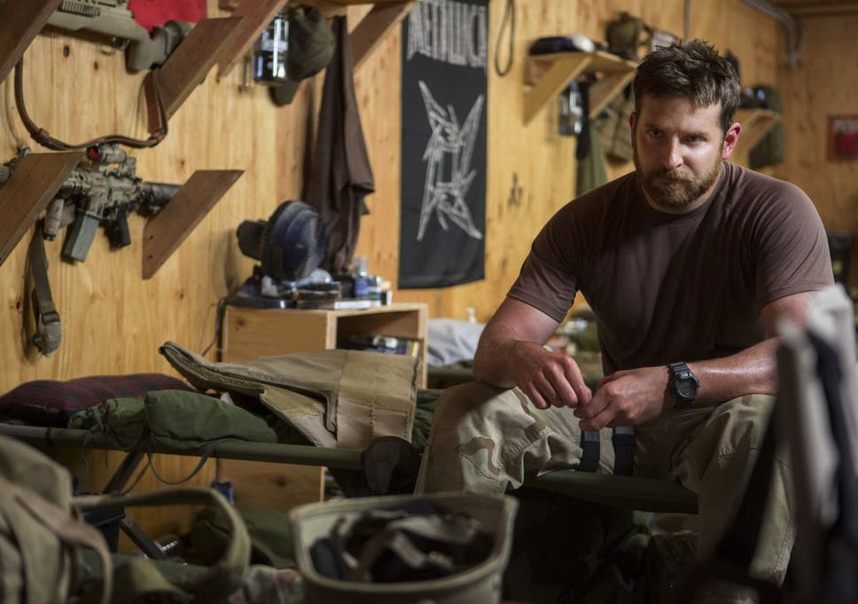 American Sniper How Navy Sharpshooter Chris Kyles Story Became A