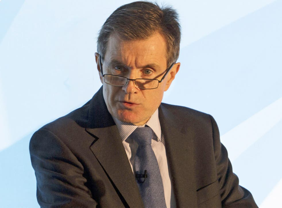Sir John Sawers: 'We have to deal with the world as it is'