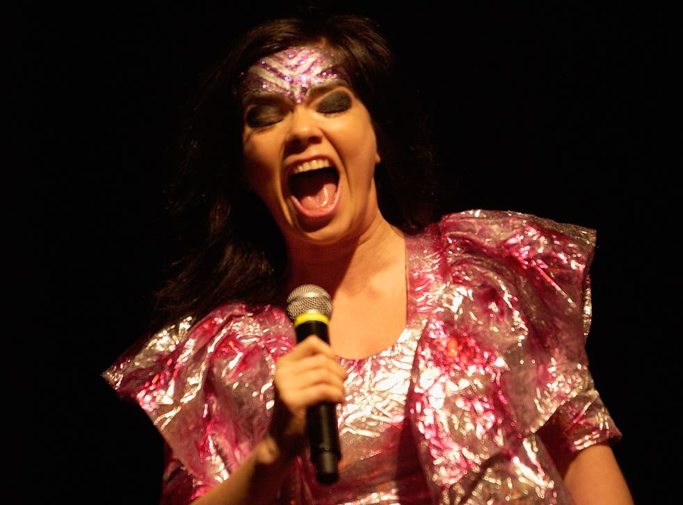 Icelandic singer Bjork has been forced to release her album early after an online leak