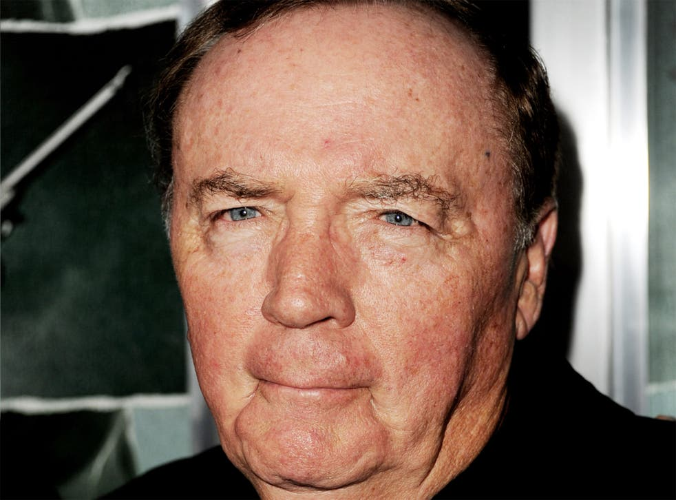 James Patterson is the world's wealthiest author