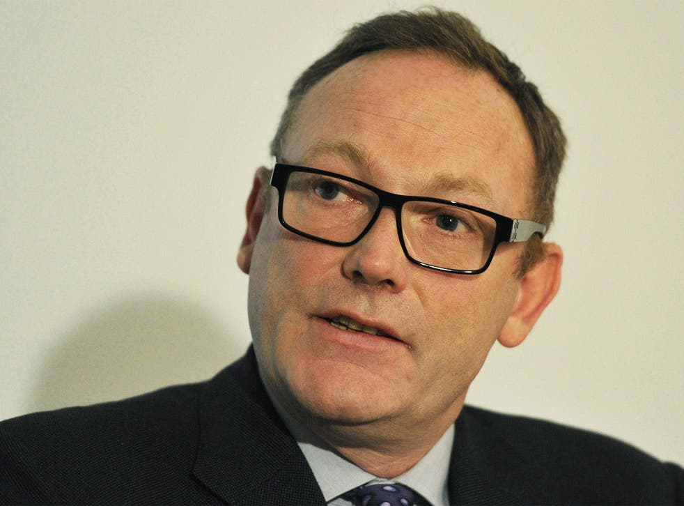 Ben Emmerson QC has been left 'running the show' after the departure of  two chairs