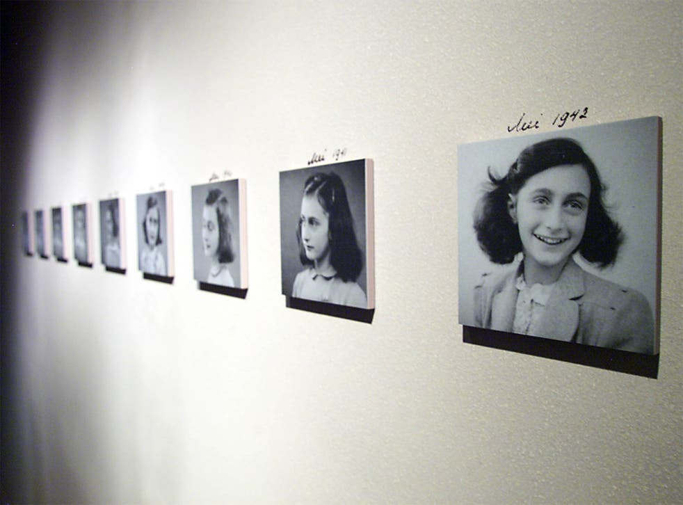 Girl, interrupted: photographs of Anne Frank at the United States Holocaust Memorial Museum in Washington