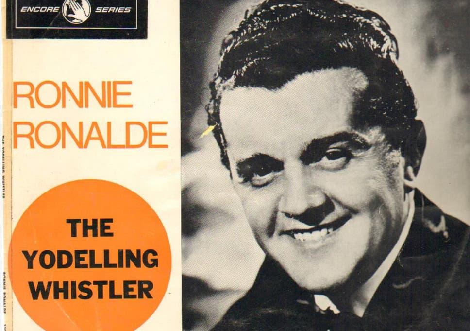 Ronnie Ronalde: Music hall artiste famous for his whistling