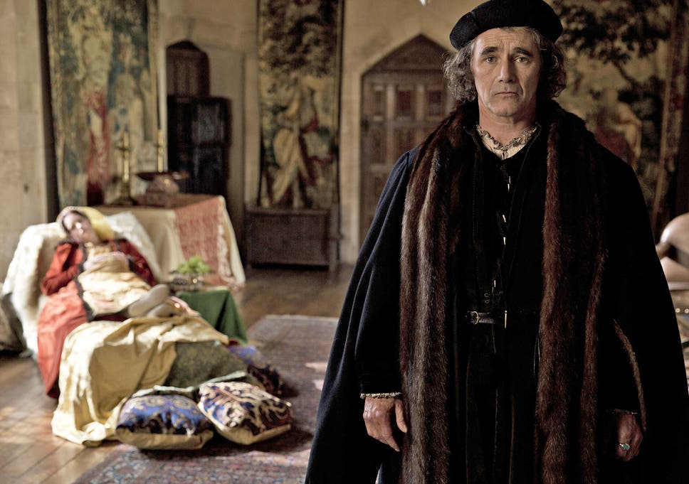 Wolf hall mantel