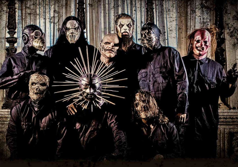 slipknot uk tour the band is riding high in the charts but who