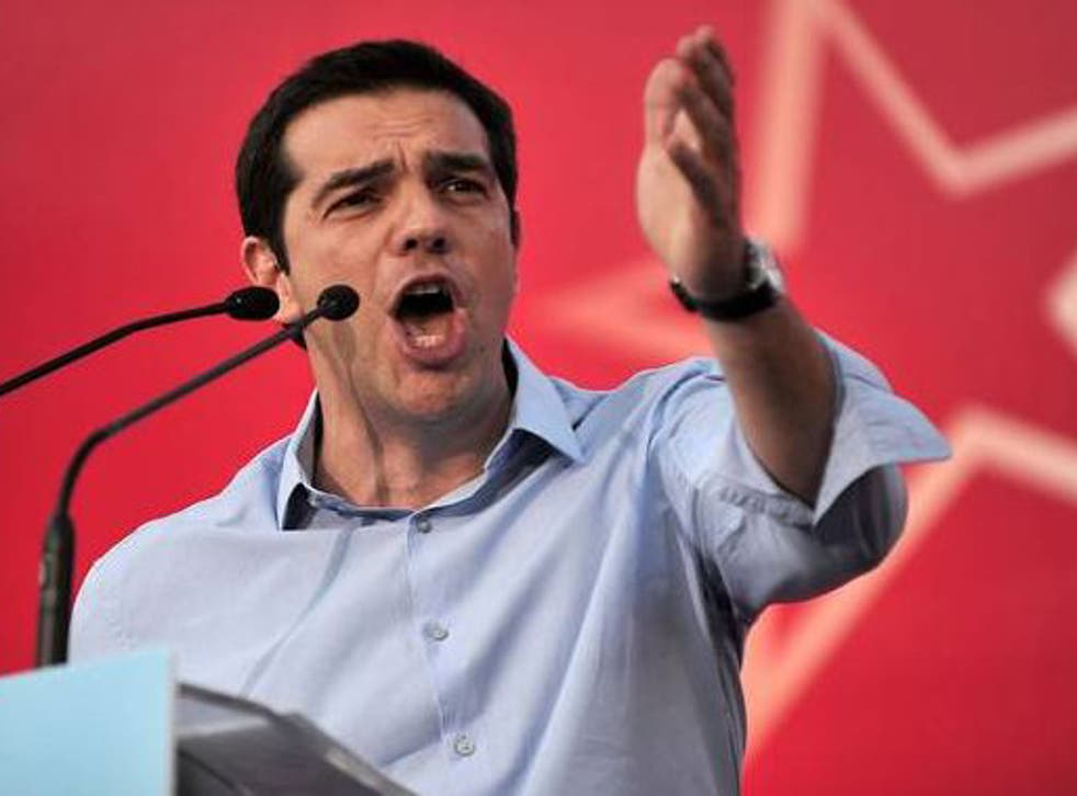 Tsipras has pledged to reverse austerity measures