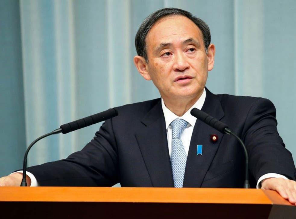 El primer ministro aseguró que los Juegos Olímpicos de Tokio mostrarán que el mundo derrotó a la pandemia de COVID-19