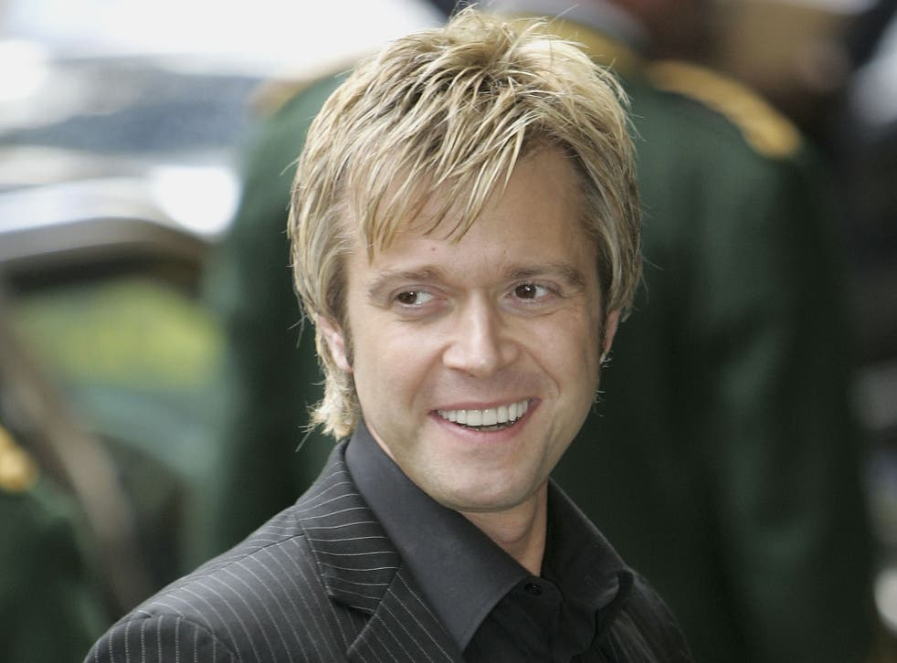 Darren Day is understood to have accepted £85,000 plus costs