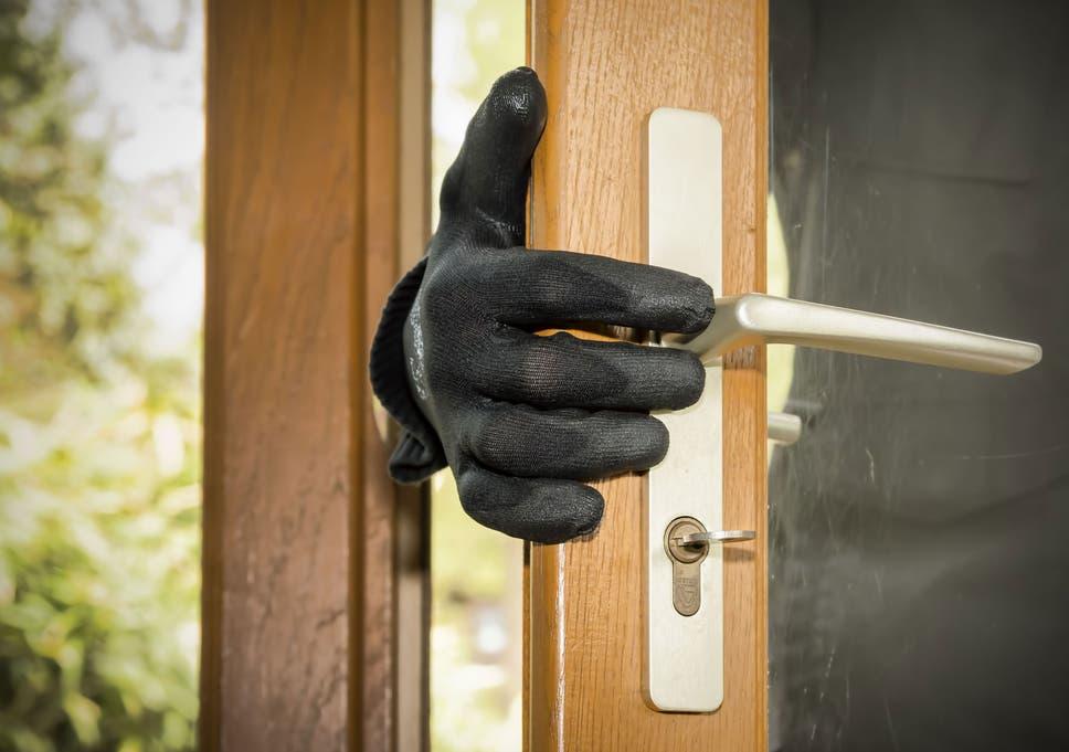 Britain's burglary hotspots revealed: London, Manchester and