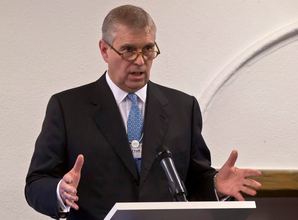 Prince Andrew has repeatedly denied claims that he had sex with a 17-year-old girl