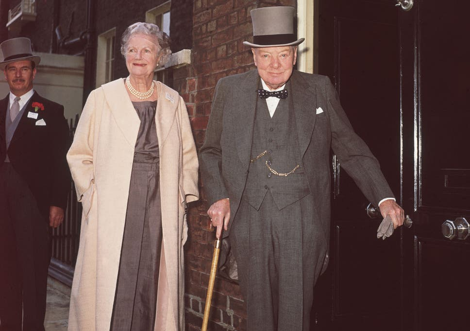 Winston Churchill rated women out of 1,000, loved sex and