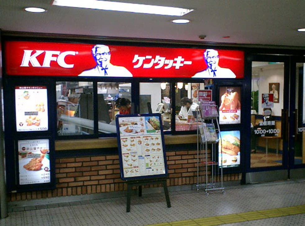 KFC will not serve chips in Japan until a more secure potato supplier is sourced