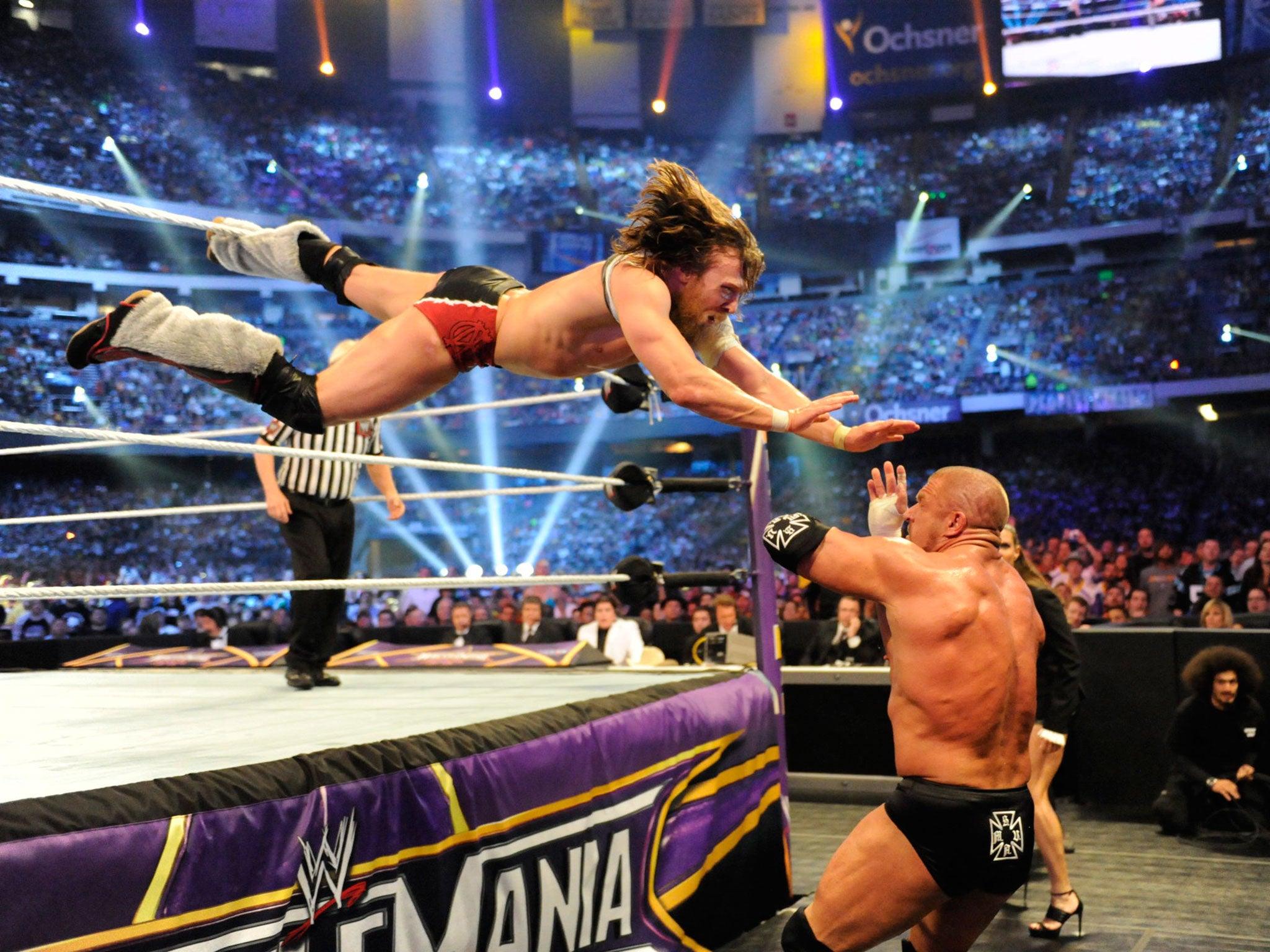 Benefits of dating a wrestler
