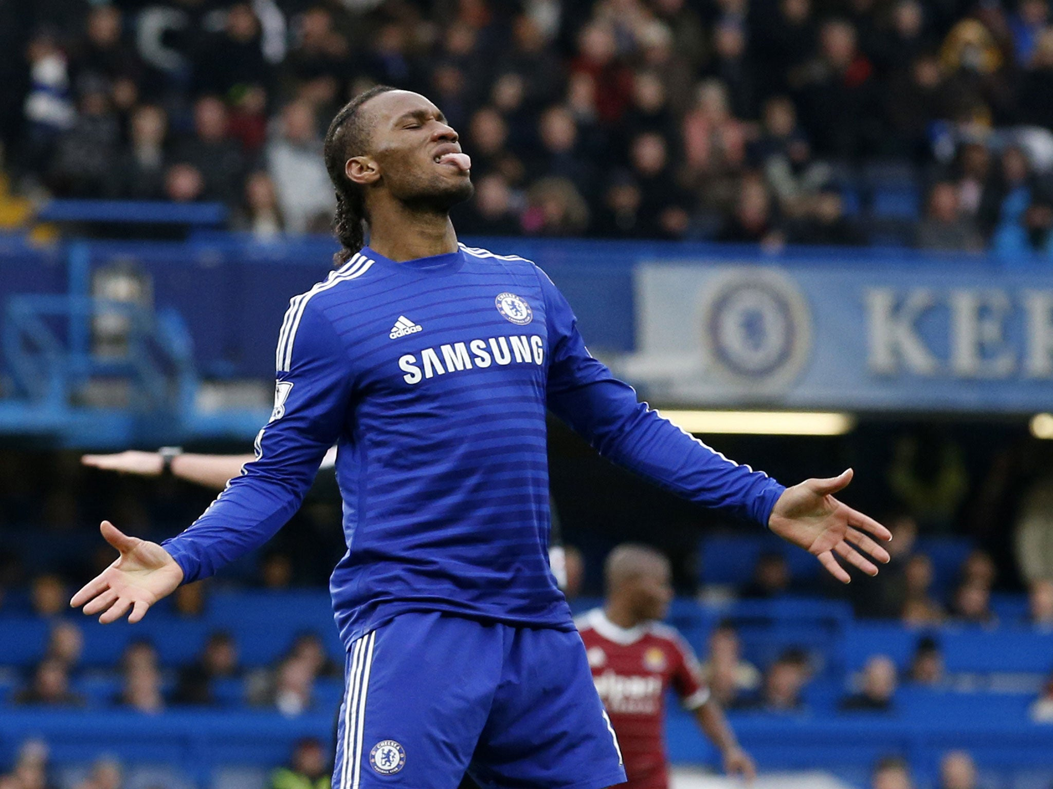 Chelsea transfer news and rumours Di r Drogba reveals desire to