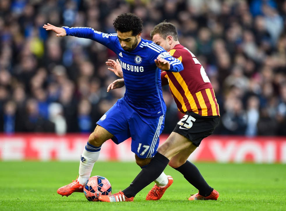 Mohamed Salah will join Fiorentina on an 18-month loan