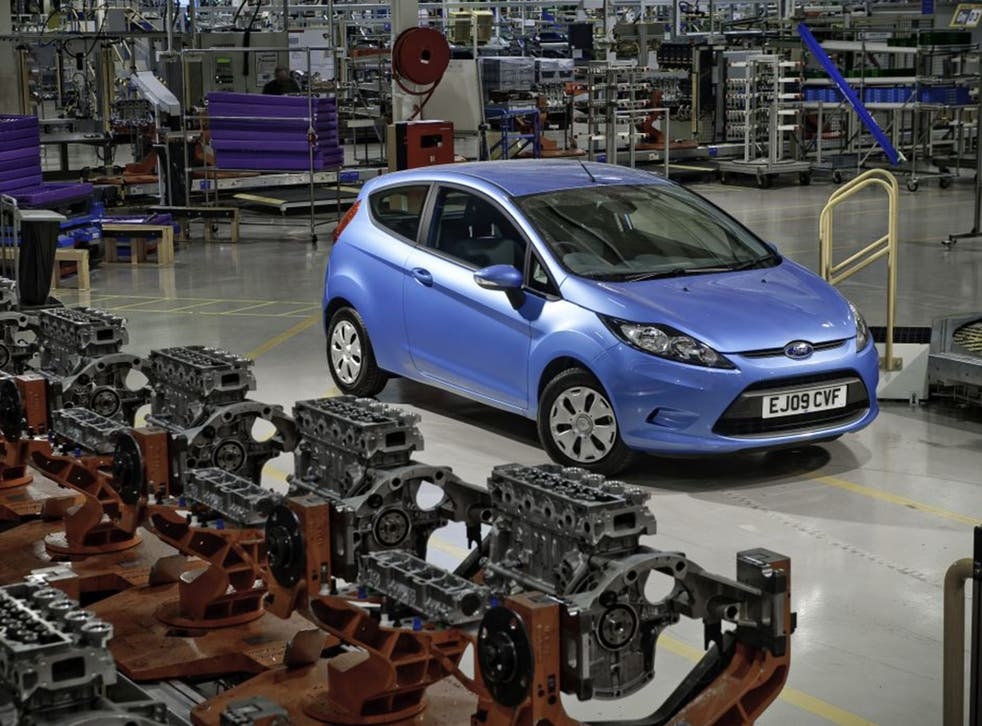 Ford B-Max diesel: The fuel is now being blamed for high particulate levels in the air