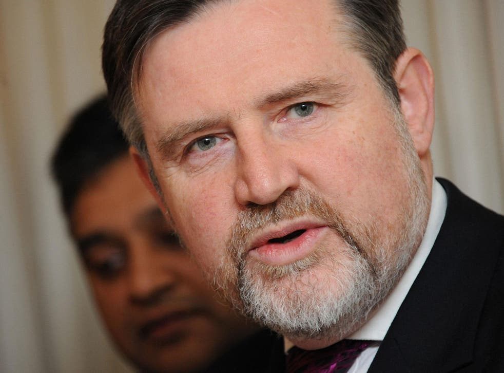 Barry Gardiner said sinle market membership membership as incompatible with regaining sovereignty and control of borders