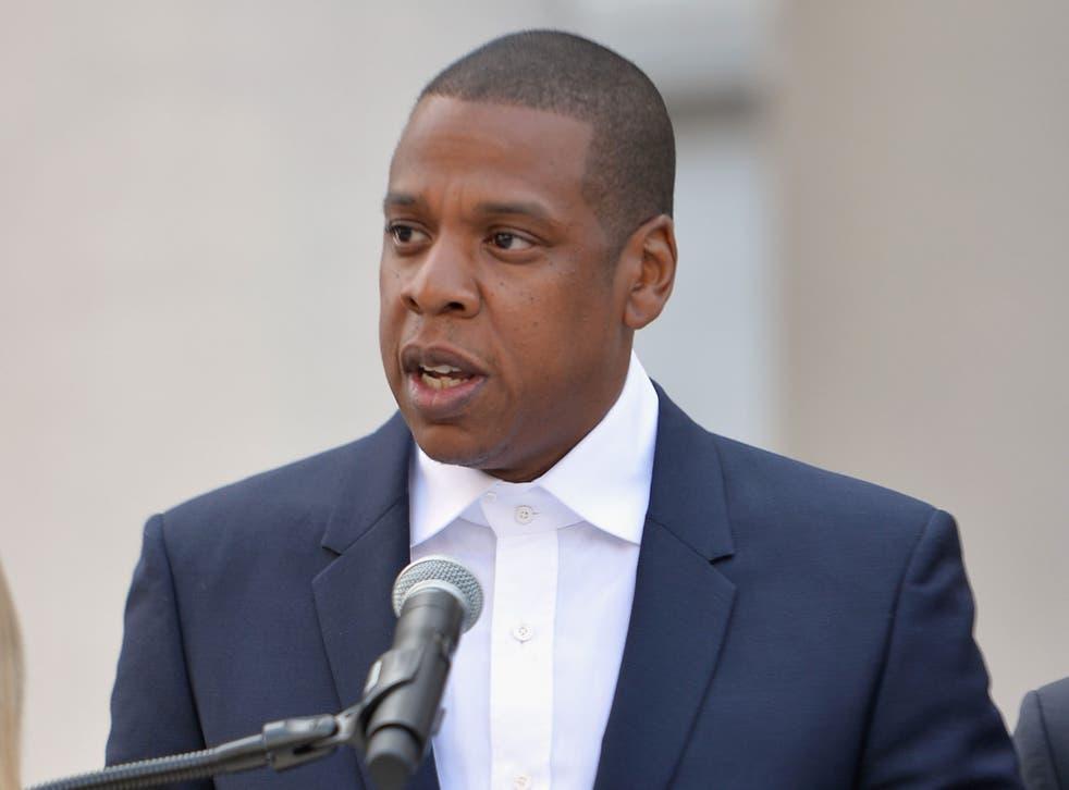 Rapper Jay-Z has numerous business ventures