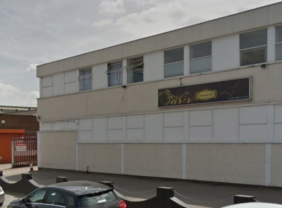 The stabbings occurred during a party at Oasis Banqueting Hall in Barking