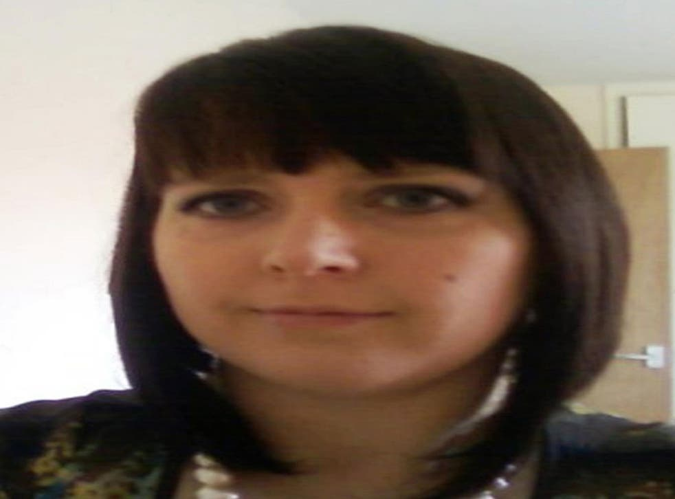 Clare Wood, who was killed by her ex-partner in Salford