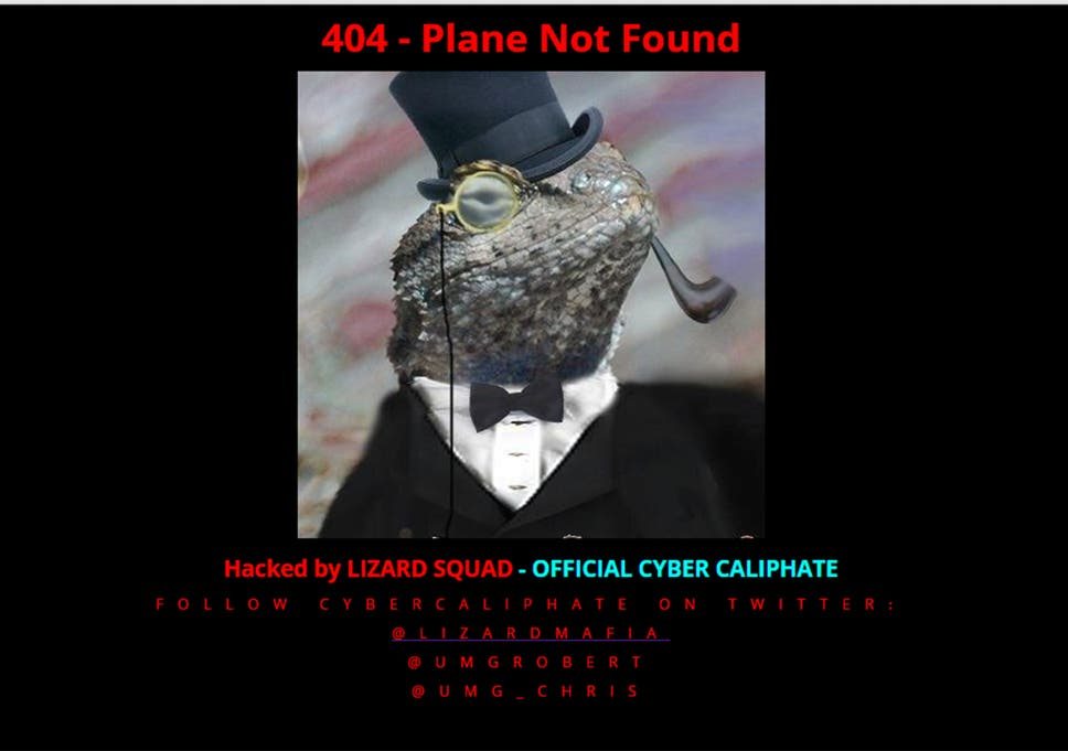 Who are Lizard Squad?   The Independent
