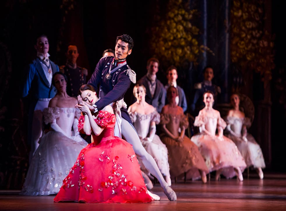 Onegin at the Royal Opera House