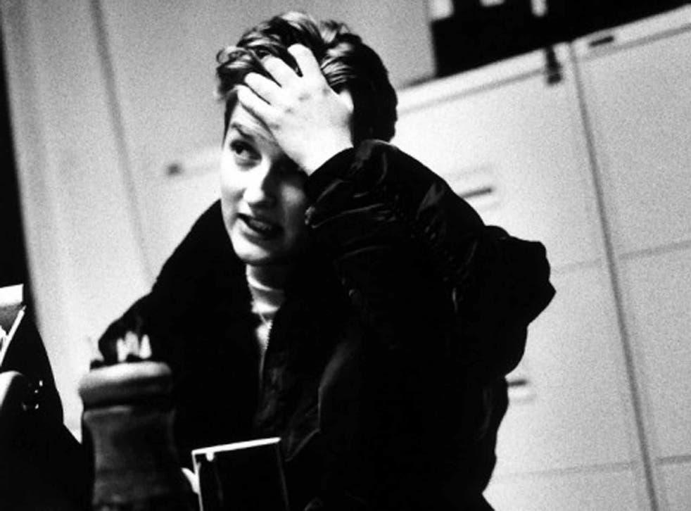 Under the skin: Sarah Kane in May 1998